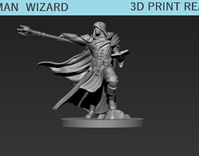3D print model Wizard mini