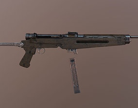 3D 43M Danuvia - Hungarian Army Gun