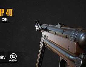 MP 40 3D asset