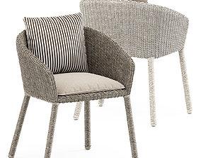 3D Strada armchair by Janus et Cie