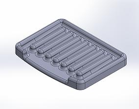 2020A Soap Dish 3D printable model