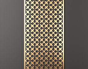 Decorative panel 140 3D