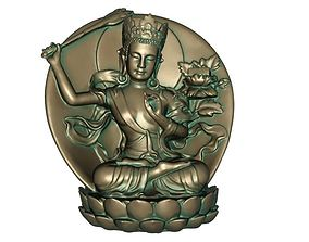 figure 3D print model Buddha
