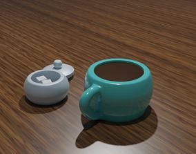 3D household Coffee Mug