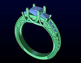 design 3D printable model DIAMOND JEWELLERY