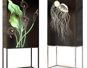 3D deco Cabinet sideboard by Mhliving