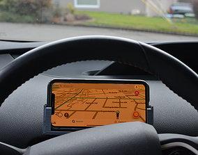 3D printable model Toyota Prius Iphone Steering Columb 1