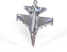 plane fighter 3D print model