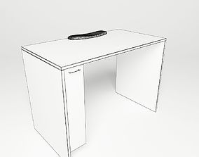 Manicure table b 3D