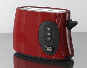toaster 16 am145 3D model