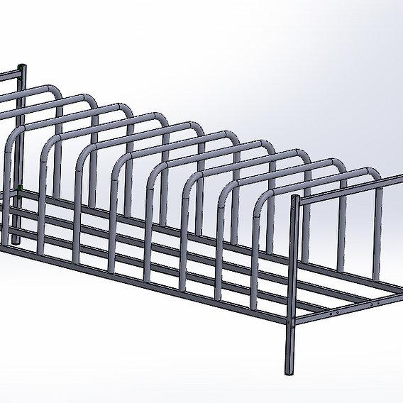 Workbench, Trolley, Shelf for Assembly Line