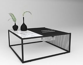 MINIMAL COFFEE TABLE 3D