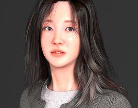 3D model Character Ji
