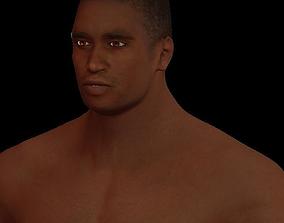 3D model African