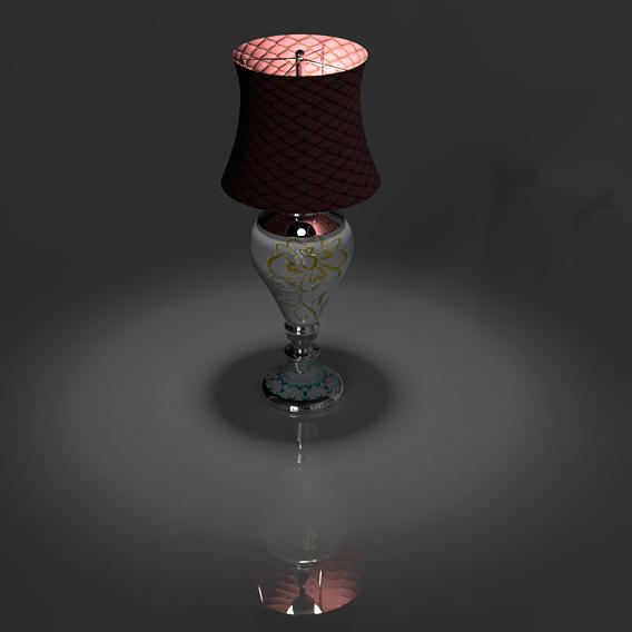 Classical Lamp
