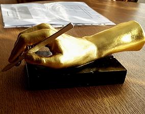 3D print model Surgeon Hand character