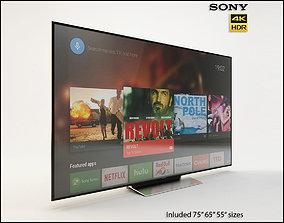 Sony TV 3D