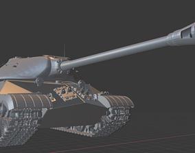 3D print model IS 3 Tanks
