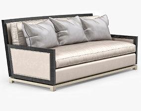 3D asset Luxdeco Orsi Bronze Sofa V
