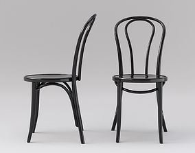 Vienna Dining Chair 3D