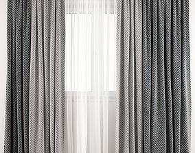 3D model Curtain 111