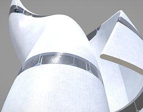 3D model Weird Building