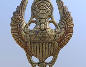 Egypt Beetle 3D model