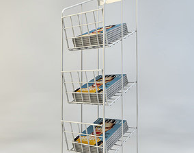 Magazine Stand 3D