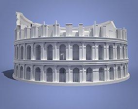 3D model Colisium