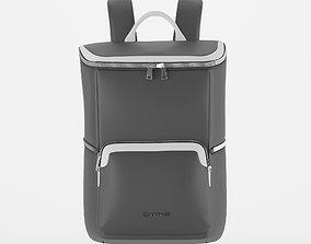3D Modern Backpack 3