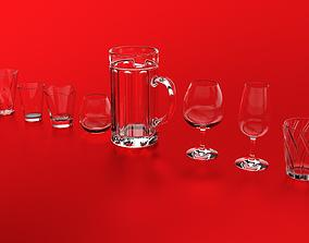 table 3d Glasses set