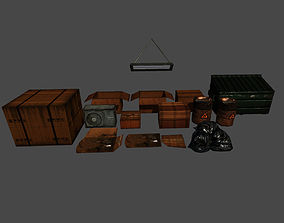 Game Assets game-ready