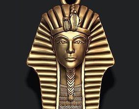 3D print model Pharaoh pendant necklace