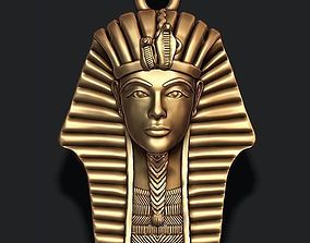 pharaoh 3D printable model Pharaoh pendant