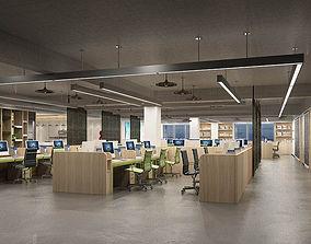 3D model Office meeting room reception hall 33
