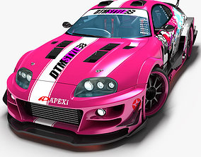 Toyota Supra RZ 3D