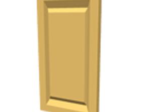 Simple shutter 3D model