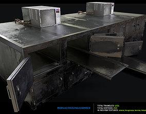 Morgue MegaPack 3D model