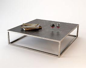 Trinity Baxter Coffee Table 3D model