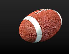 3D Rugby ball
