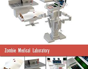 Zombie Medical Laboratory 3D