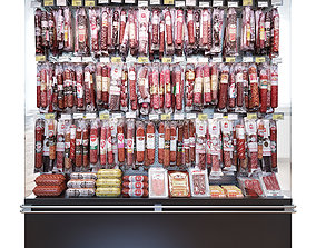 3D Sausage showcase 2