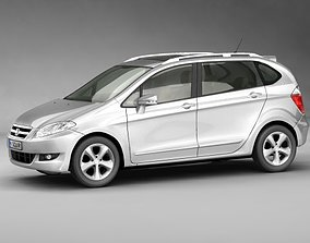 3D model Honda FR-V 2006