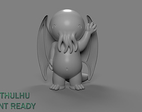 3D print model CthulhuChibi
