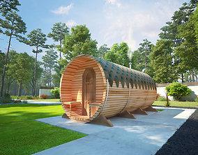 3D Bathhouse barell