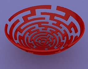 Infinite Mayan Bowl printing 3D print model