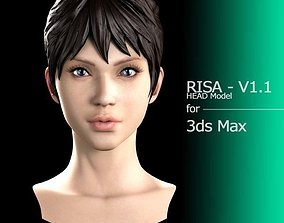 RISA HEAD v1 3D model