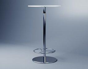 3D PBR Bar Table