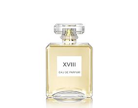 bath Photorealistic Perfume Bottle 3D model