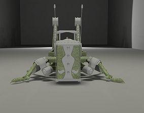 Insect Bot Future Robotics 3D